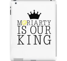 Moriarty Is Our King iPad Case/Skin
