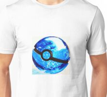 Water great Pokeball Unisex T-Shirt