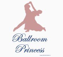 Ballroom Princess by dgcasey