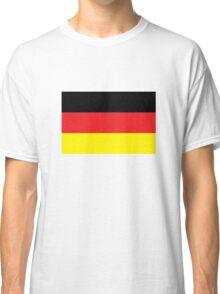 Germany flag  Classic T-Shirt