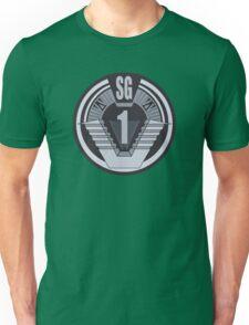Stargate SG-1 badge Unisex T-Shirt