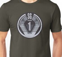 Stargate SG-1 badge Unisex T-Shirt