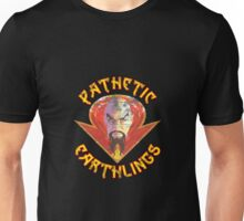 Ming the Merciless - Pathetic Earthlings Distressed Variant Unisex T-Shirt