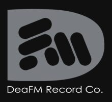 "DeaFM Record Co. - ""Bass"" Logo by deafmrecords"