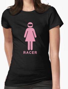 Woman Racer (1) T-Shirt