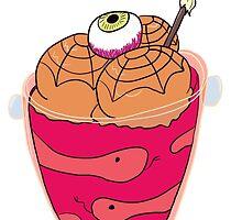 Spooky Ice Cream 1 by SurrealistDream