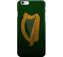 Coat of Arms Flag of the Republic of Ireland iPhone Case/Skin