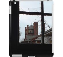 View to the tower. iPad Case/Skin
