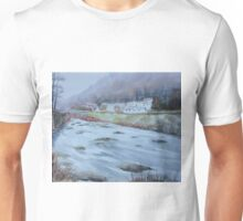 Lynmouth Winter Unisex T-Shirt
