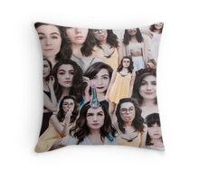 Dodie Clark - Doddle Oddle Throw Pillow