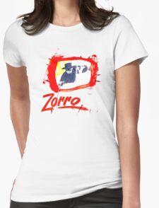 Zorro Zorro Womens Fitted T-Shirt