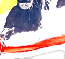 Zorro Zorro Sticker