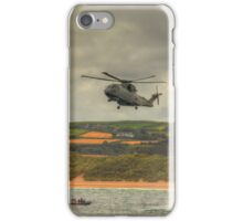 Royal Navy Merlin Helicopter iPhone Case/Skin
