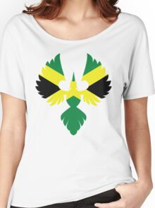 Jamaica Phoenix Women's Relaxed Fit T-Shirt