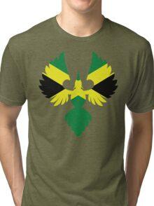 Jamaica Phoenix Tri-blend T-Shirt