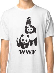 funny wwf Classic T-Shirt