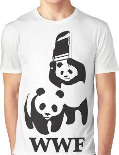 funny wwf Graphic T-Shirt