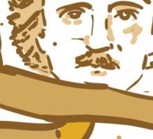 Breadgar Allan Dough Sticker