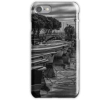 Porticciolo iPhone Case/Skin