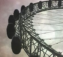 The London Eye by Circe Lucas