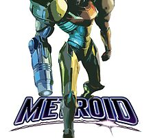 Metroid  by Wilty