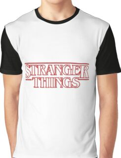 Stranger Things 5 Graphic T-Shirt