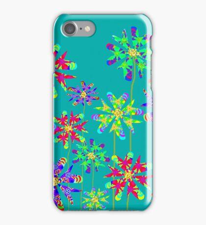 Fabulous Floral Fantasy iPhone Case/Skin