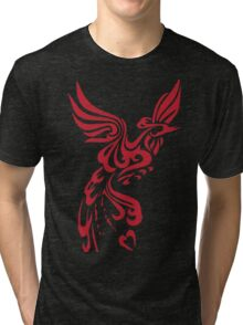 red phoenix Tri-blend T-Shirt