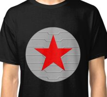 Winter Soldier Star Classic T-Shirt