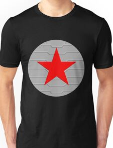 Winter Soldier Star Unisex T-Shirt
