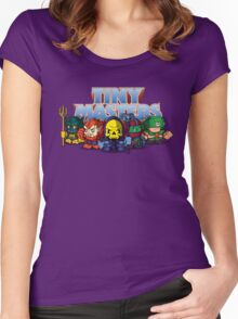 Tiny Masters Women's Fitted Scoop T-Shirt