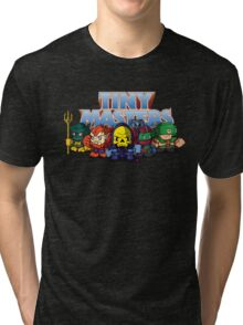 Tiny Masters Tri-blend T-Shirt