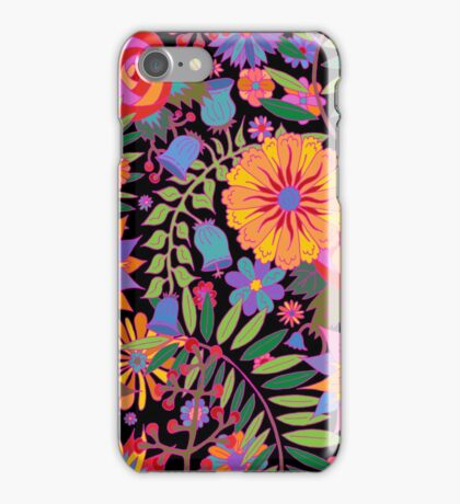 Just Flowers iPhone Case/Skin