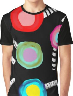 PARIS SWEET CANDY Graphic T-Shirt
