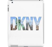 DKNY iPad Case/Skin