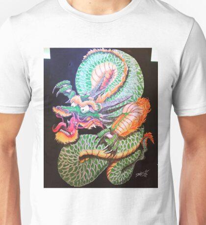 East West Dragon Unisex T-Shirt