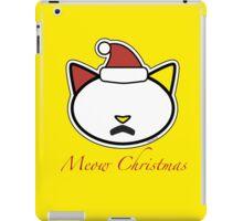 FreddieMeow Christmas iPad Case/Skin