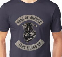Sons of Anfield - Long Island New York Unisex T-Shirt