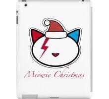 Meowie Christmas iPad Case/Skin