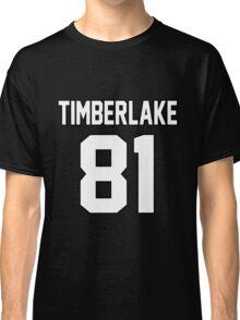 Justin Timberlake Classic T-Shirt