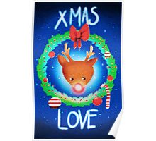XMAS LOVE Poster