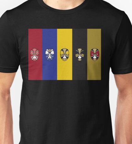 Opera Masks Unisex T-Shirt