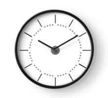 simple wall clock design: time rudder Clock