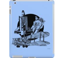 Aviation - Past & Present iPad Case/Skin
