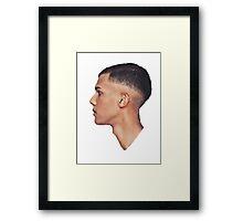 Sweet Stromae Framed Print