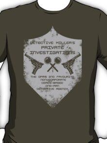 Miller's Detective Agency T-Shirt