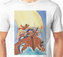 Pirates Ahoy Unisex T-Shirt