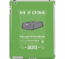 IT Crowd 2013 Special Promo iPad Case/Skin