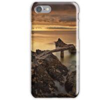 Stroove Jetty Sunrise iPhone Case/Skin