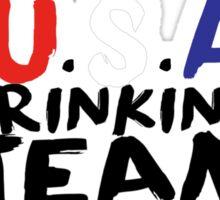 Drinking Champions Sticker